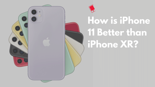iPhone 11 vs iPhone XR: What's the Difference