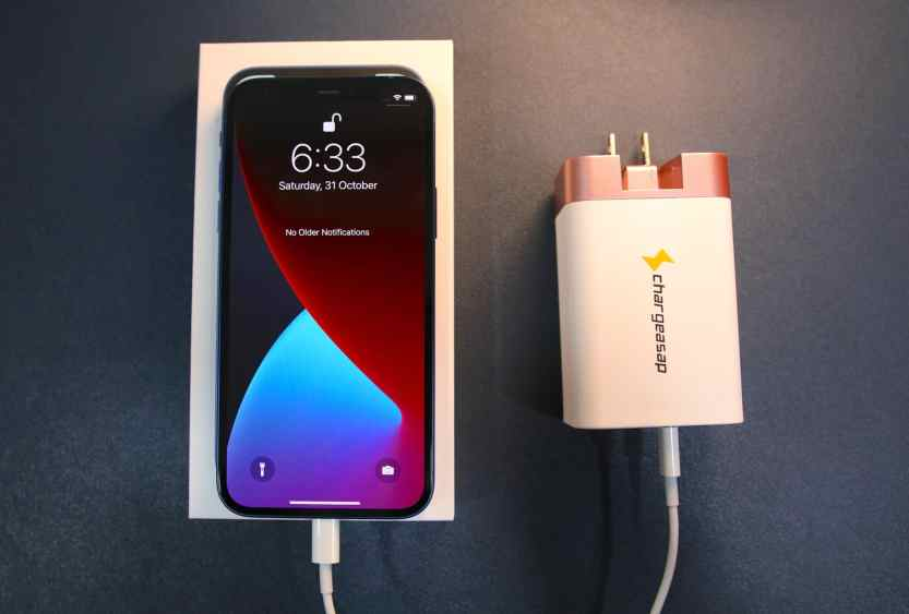 Omega 200W charger