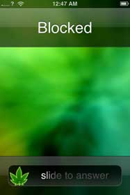 cannabis-sliders for iphone 2