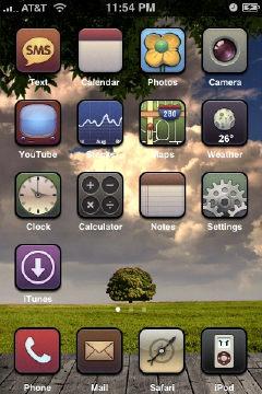 Hide Date for iPhone\'s calendar.app