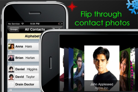 Fast Contacts for iPhone