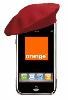 Orange France iPhone