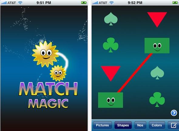 Match Magic iPhone