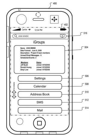 iGroups Apple social networking app