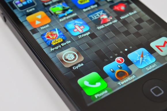 iOS 6 Jailbreak iPhone 5 Cydia