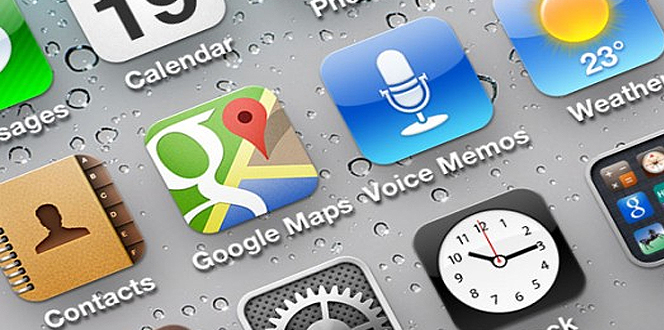 Google Map iOS