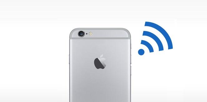 wifi iphone 1