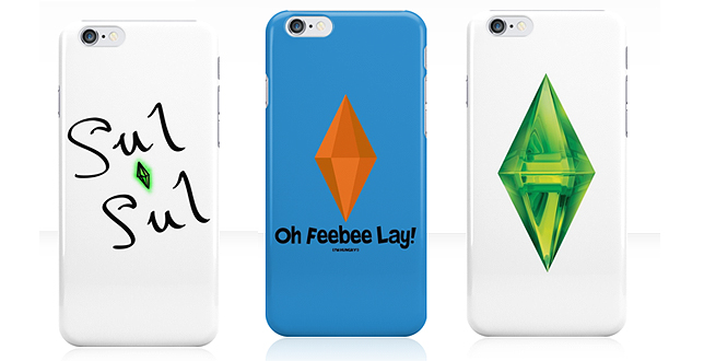 Sims cases