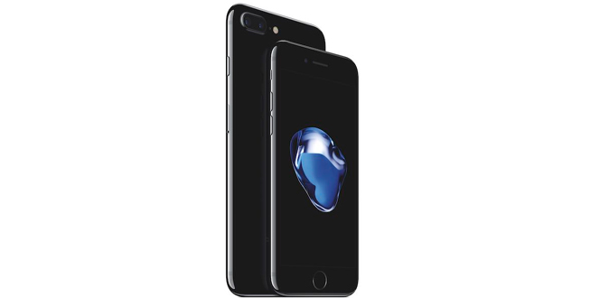 jet black - iphone 7