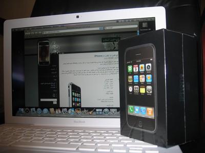 الآي فون الأول الذي بدأ رحلة إبداع الشركة