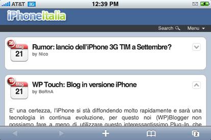 iphone 3g usa screenshot