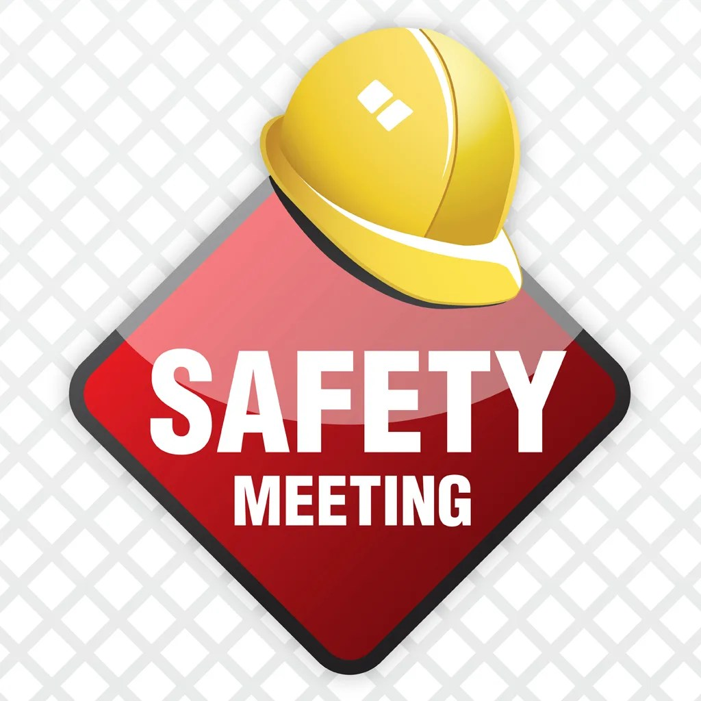 Construction Safety Construction Safety Meeting