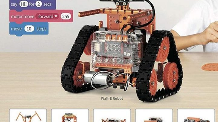 Robot de codage Weeebot Evolution 6 en 1