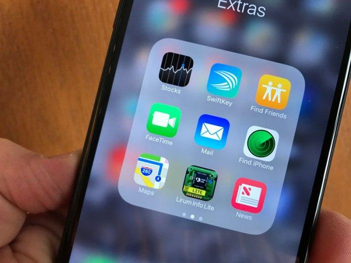 Apple выпустила iOS 10.3.3 beta 5