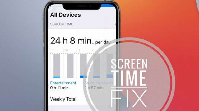 How To Fix Screen Time Bug In iOS 29 (False Reports, Lags, Delays)