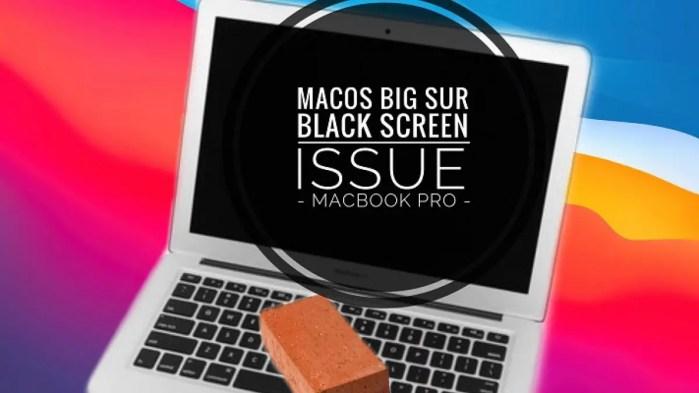 Was tun, wenn macOS Big Sur auf MacBook Pros 2013 und 2014 abstürzt?