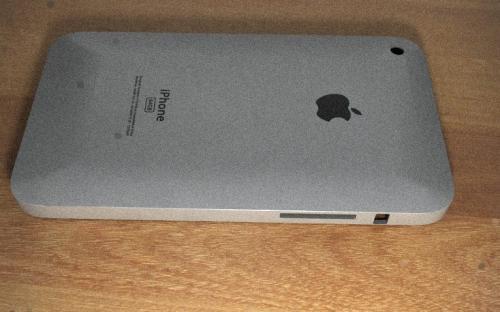iPhone 4G, svelato il retro?