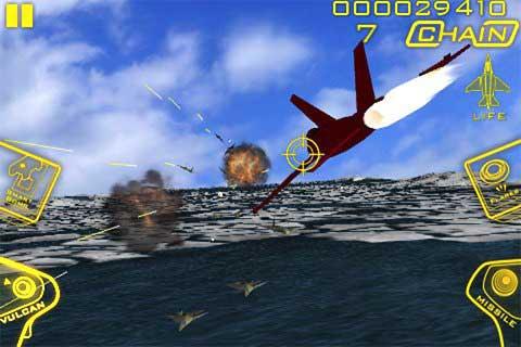 Top Gun 2 iPhone 4 foto 4