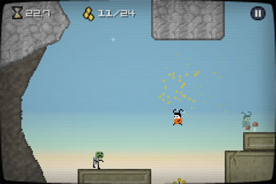Game Mos Speedrun: divertirsi con una coccinella