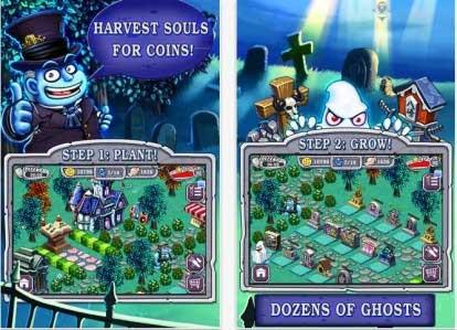 Ghost Harvest: gestisci un cimitero