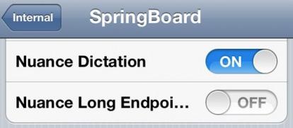 Funzioni Vocali iPhone 5