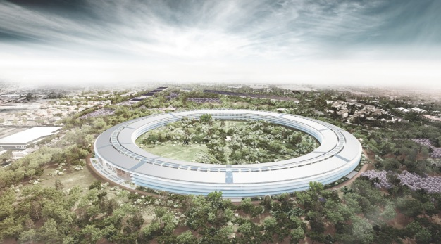 Nuovo quartier generale apple