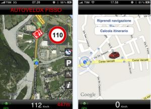 autovelox maps italia