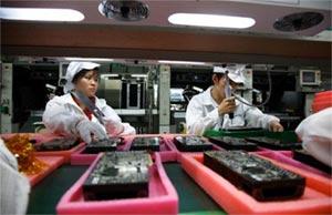 Difficoltà Foxconn per l'iPhone 5