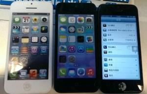 iPhone 5S e iPhone 5C si mostrano in nuove immagini