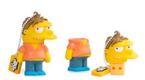 Maikii Tribe: chiavette USB dei Simpsons e altri cartoni animati