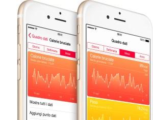 Apple iOS 8: come configurare l'app Salute