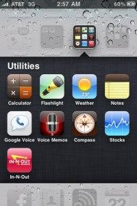 iPhone 6 con Jailbreak e iOS 8.0: come creare sottocartelle