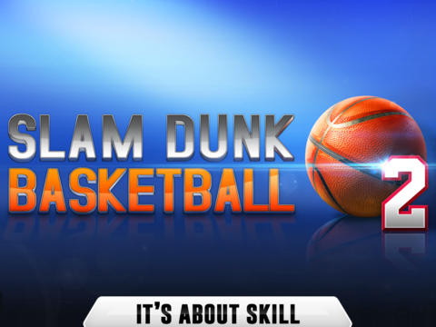 Slam Dunk Basketball 2 ipa