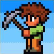 Terraria v1 2 11587 IPA for iPhone,iPad and iPod Touch