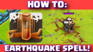 Earthquake Spell Strategy