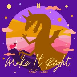 BTS - Make It Right (feat. Lauv) - Single [iTunes Plus AAC M4A]