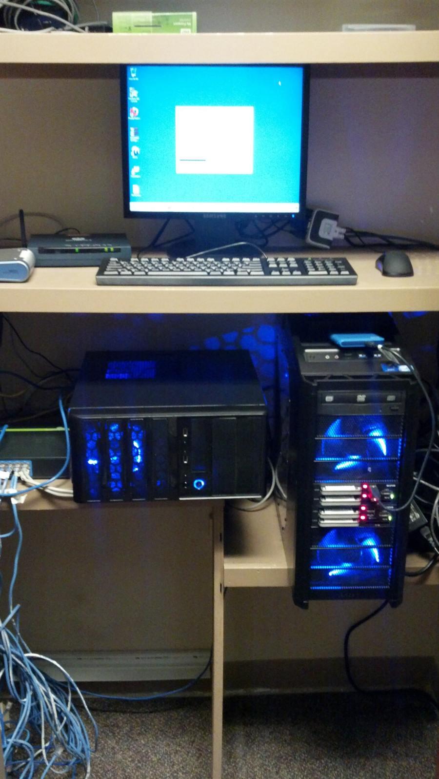 Wilmington Aesthetic Server Setup