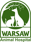 Warsaw Animal Hospital Logo