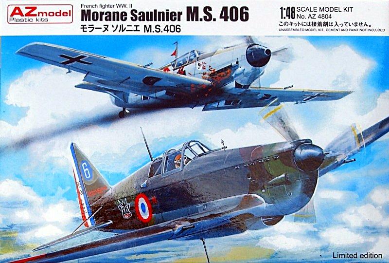 Resultado de imagen de morane saulnier ms 406 model kit