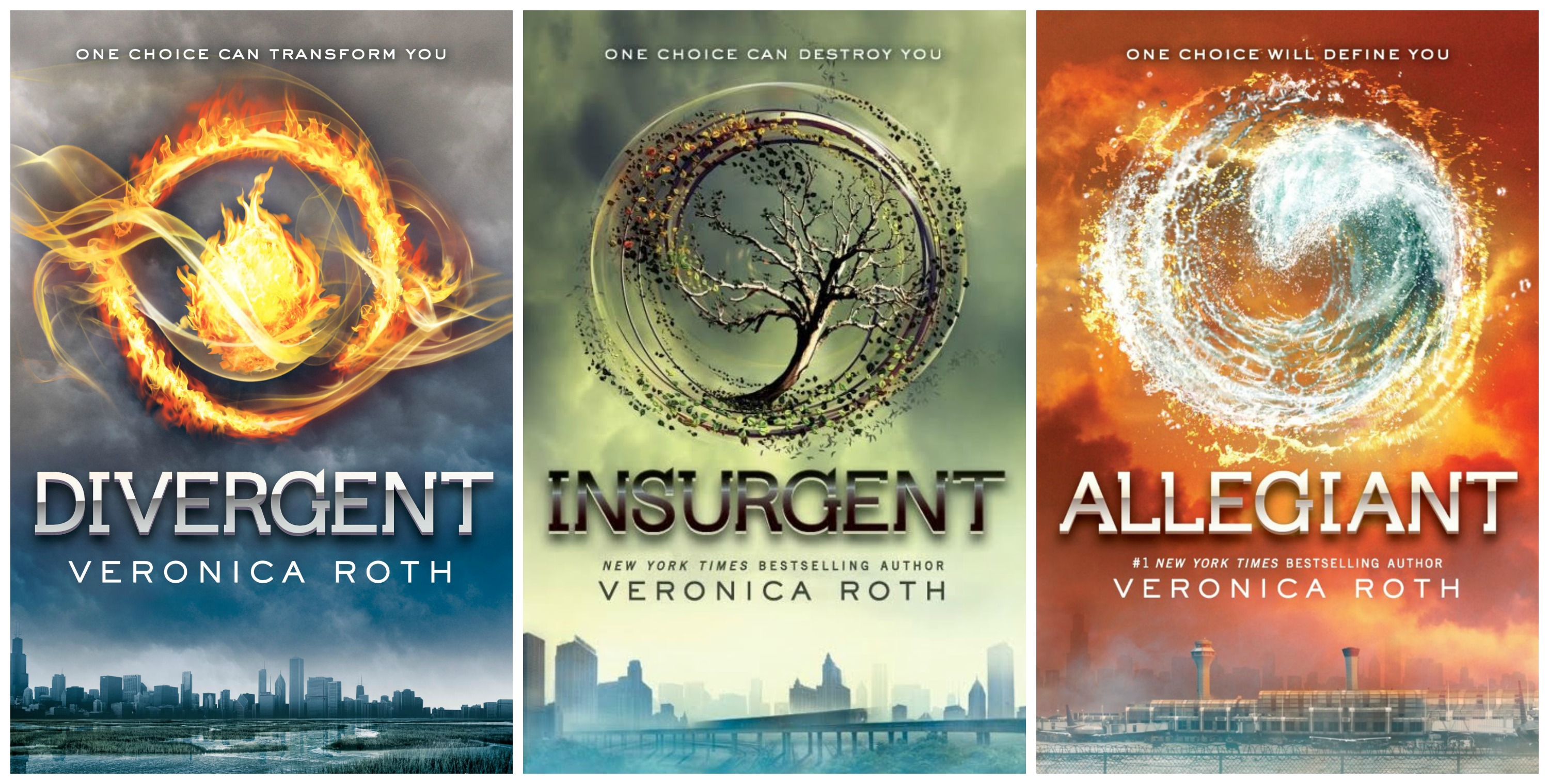 Image result for divergent trilogy