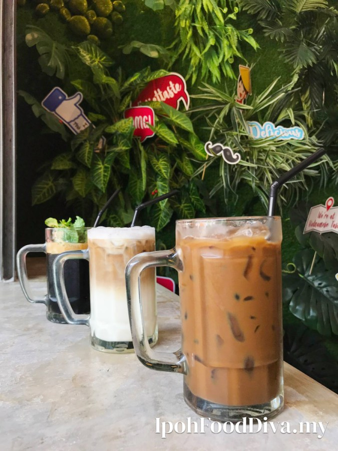 Mojito and Suo Toui Coffee at Vietnamese Street's Best Ipoh