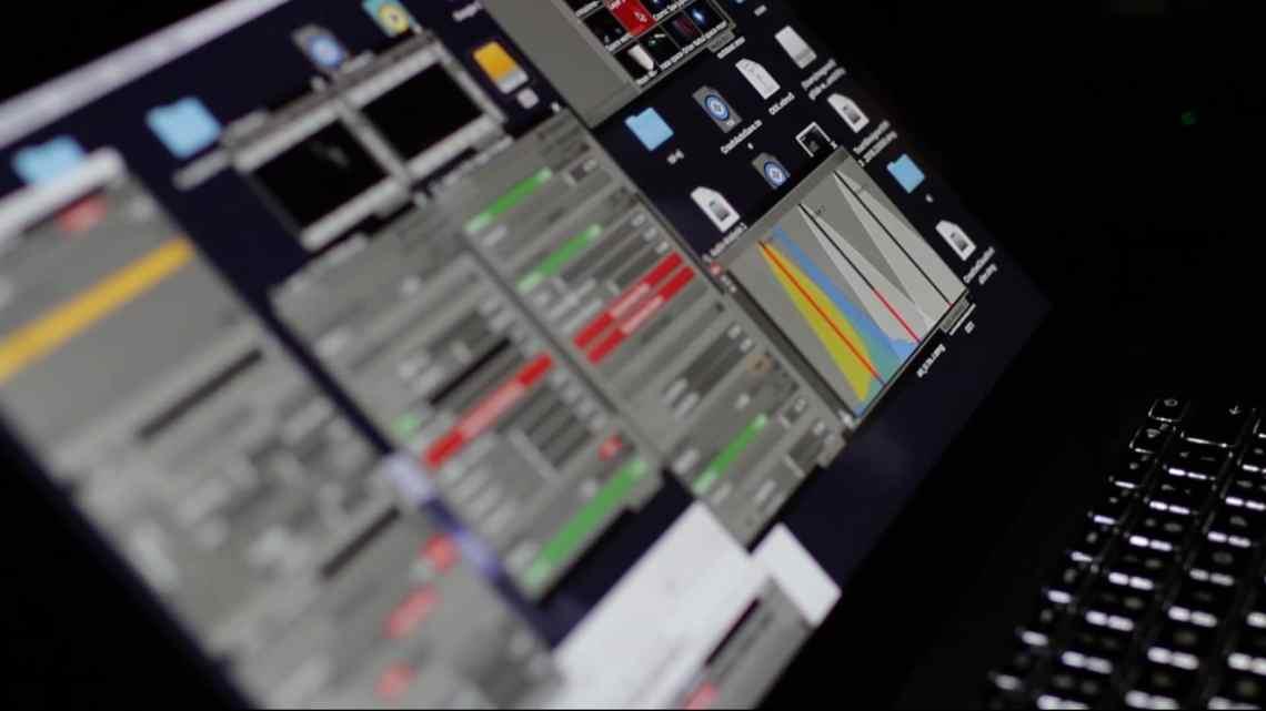 VDMX + Touch Designer