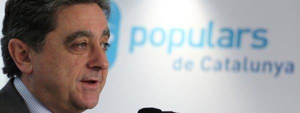 Enric Millo: El PPC recurre los presupuestos