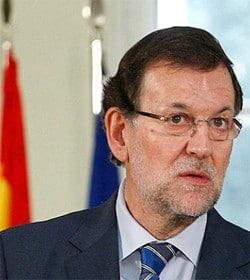 Declaración institucional de Mariano Eajoy en relación a la consulta 2014
