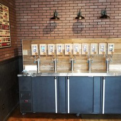 Pizza Factory Self-Serve Craft Beer