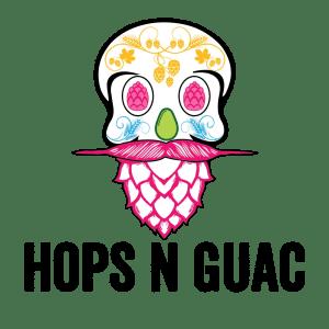 hops n guac logo