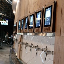 free will self serve beer bar