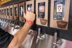 Pour Taproom with RFID Wristband