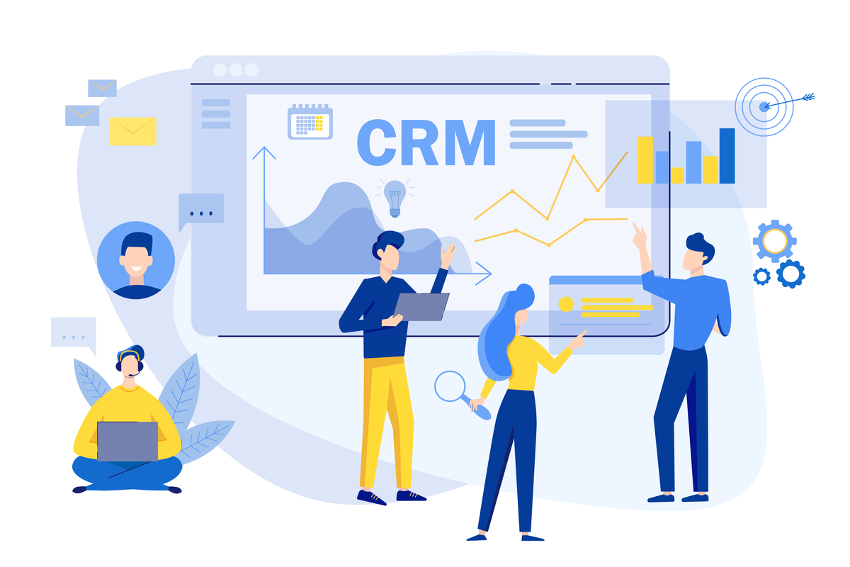 Que Es El Crm En El Marketing Beneficios Y Como Funciona