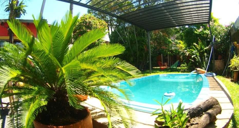 Hoteles en Paraguay El Nómada Hostel